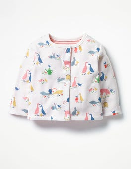 Farmyard Animals Farmyard Reversible Jacket