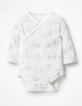 Farmyard Wrap Bodysuit