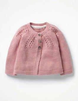 Blossom Pink Cosy Cardigan