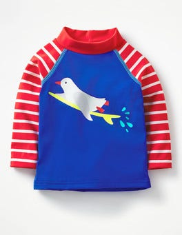 Orion Surfer Duck Sea Creature Rash Vest