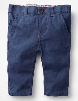 Beacon Blue Baby Chinos