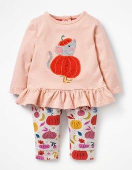 Multi Pumpkin Patch Magical Appliqué Play Set
