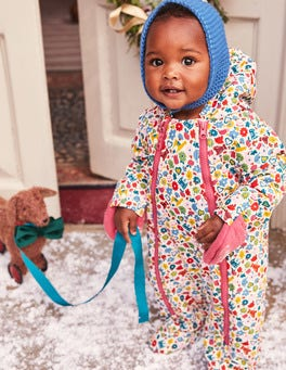 Printed Snowsuit