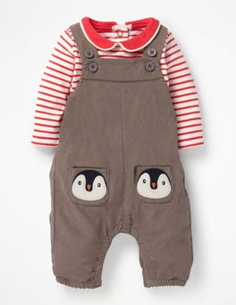 Pocket Pet Dungaree Set