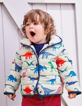 Babysaurus Padded Coat