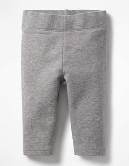 Grey Marl Cosy Leggings