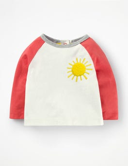 Ivory Sunshine Wonderful Weather T-shirt