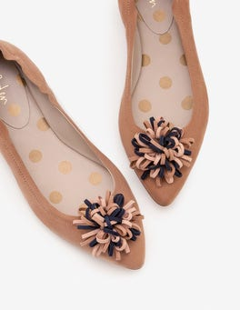Chaussures plates Belle