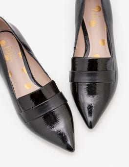 Octavia Pointed Loafers