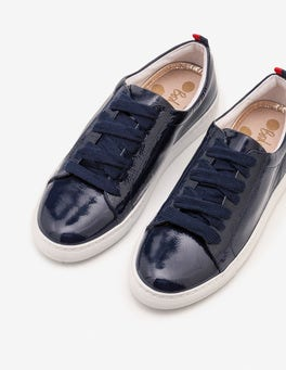 Navy Classic Trainers