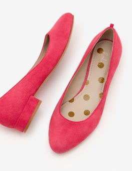 Pop Peony Amelie Low Heel Ballerinas