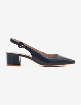Annie Pointed Slingbacks