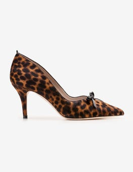 Hellbraun, LeopardenmusterEleanor Pumps