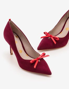 Mulled Wine Eleanor Heels