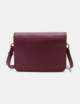 Mulled Wine Broadgate Crossbody Bag