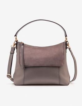 Dove Grey Walcot Bag