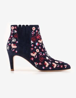 Bridgewater Ankle Boots