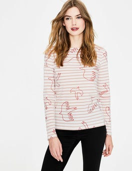 Flying Birds Make A Statement Breton