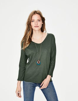 Pine Tree Supersoft Relaxed Voop Tee