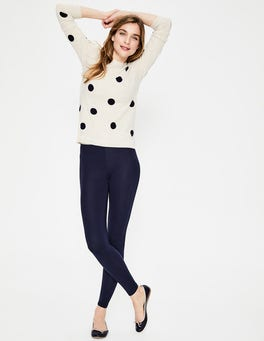 Navy  Favourite Leggings