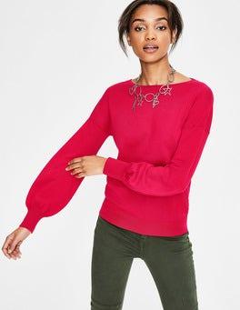 Pop Peony Muriel Sweater
