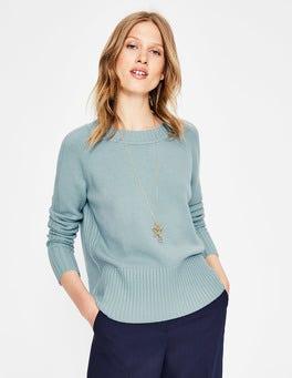 Heritage Blue Heidi Sweater