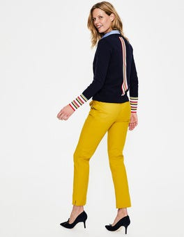 Striped Cardigan At Boden