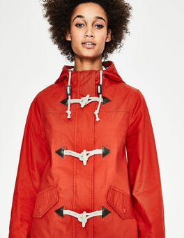 Post Box Red Whitby Waterproof Jacket