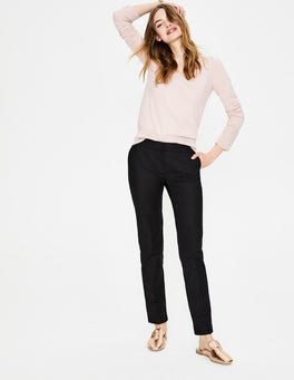 Black Richmond Pants