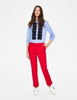 Red Velvet Richmond 7/8 Pants
