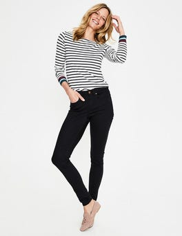 Black Mayfair Skinny Jeans