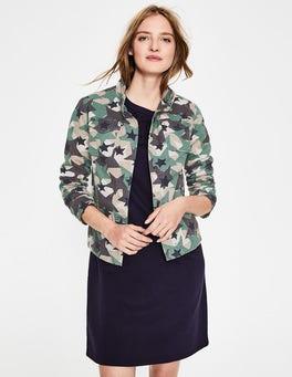 Camouflage Star Albury Jacket