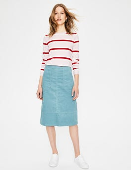 Heritage Blue Burston Skirt