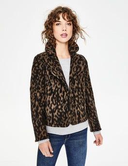 Leopard Horsell Jacket