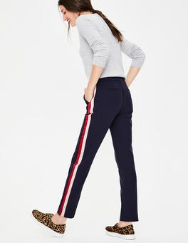 Navy Bristol 7/8th Trousers
