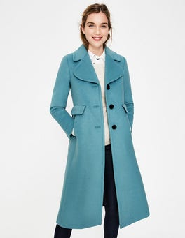 Heritage Blue Farleigh Coat