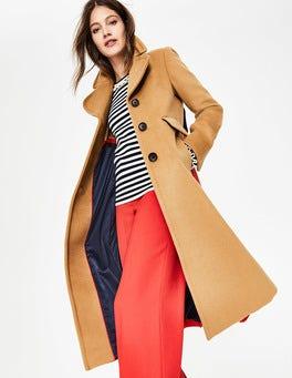 Camel Farleigh Coat