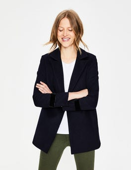 a8e2c5b84aba Ladies Navy Jacket at Boden