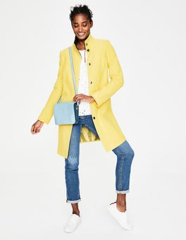 English Mustard Hengrave Coat