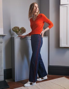 Windsor Wide Leg Jeans
