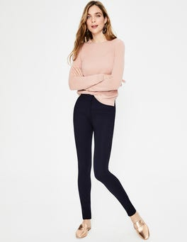 Navy Hampshire Skinny Trousers