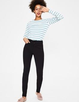 Black Mayfair Bi-Stretch Jeans
