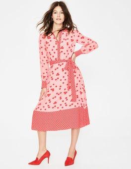 Milkshake Blossom Eva Dress