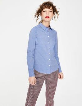 Chambray - Blue Modern Classic Shirt