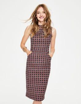 Martha Kleid mit Ziernaht