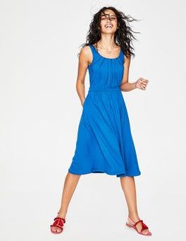 Cyan Emmie Jersey Dress