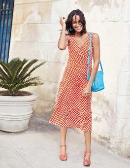 Nicole Jersey Dress