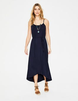 Navy Jemma Jersey Dress