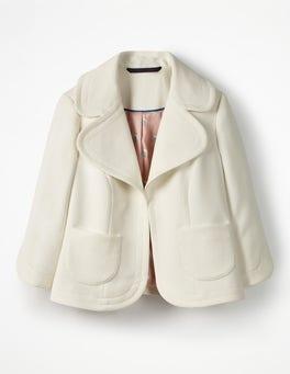Ivory Sylvia Jacket