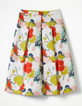Ivory, Blooming Bouquet Lola Skirt